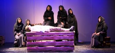 Концлагерь и ГУЛАГ: трансляция спектакля «Самый неизвестный солдат»