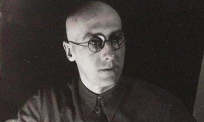 Как жил, творил и погиб футурист Сергей Третьяков