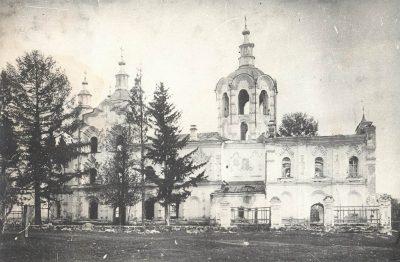 Испытания смутного времени: православие в Кузбассе во время становления советской власти