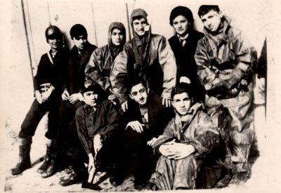 8 юношей-азербайджанцев, которые бросили вызов Системе