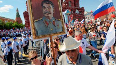 41% молодёжи России не информированы о сталинских репрессиях