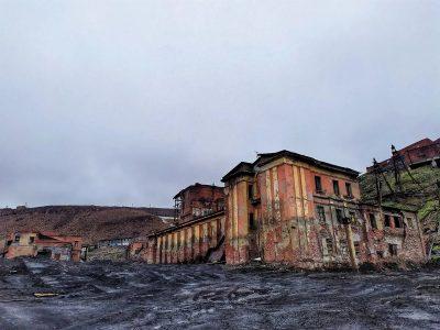 Прогулка по Норильску. Сталинские лагеря Нориллага