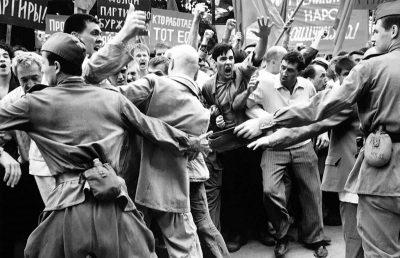 Вышел трейлер к фильму Андрея Кончаловского о расстреле мирной демонстрации в Новочеркасске