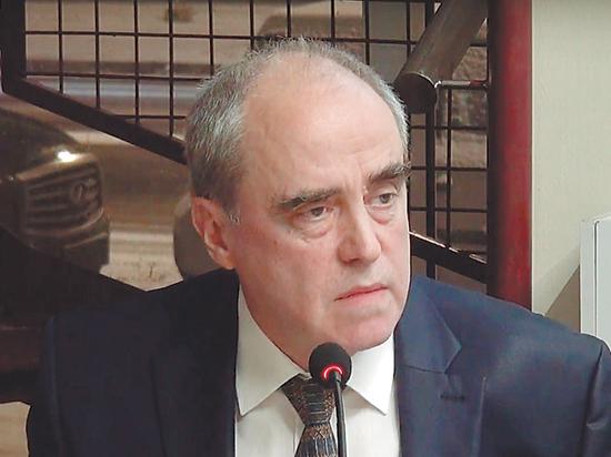 Ян Рачинский, председатель правления «Международного Мемориала»
