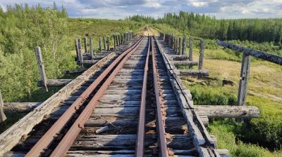 Сталинский лагерь в ЯНАО возьмут под защиту государства
