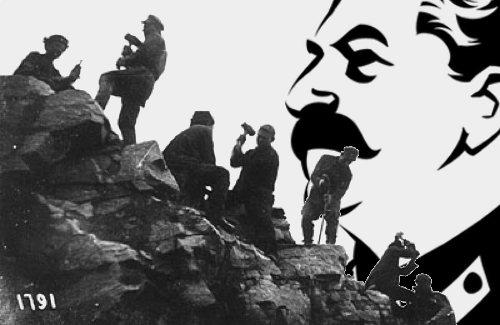 Репрессии и Сталин