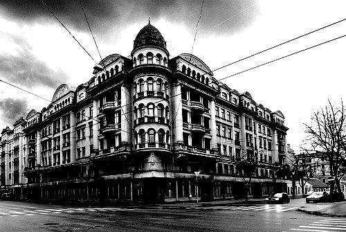 Здание КГБ Латвии в Риге