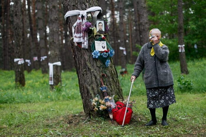 память жертв репрессий