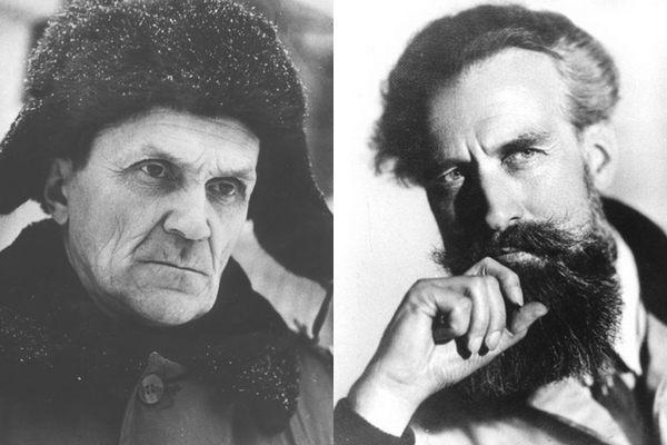 Варлам Шаламов и Олег Волков