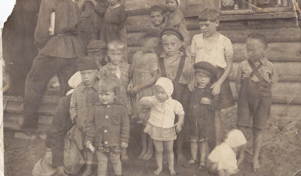 Тосненские дети