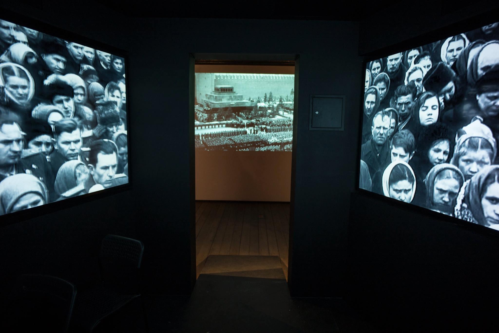 Открытие нового здания Музея ГУЛАГа
