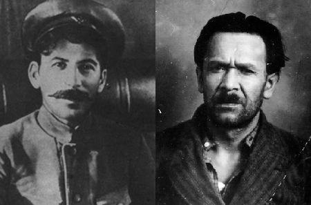 Иосиф Сталин и Адам Тауклис