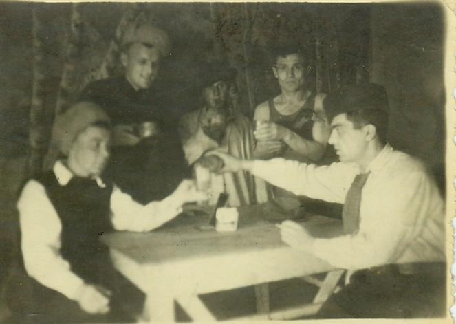 5 марта 1953 года в ИТЛ Хабаровского края