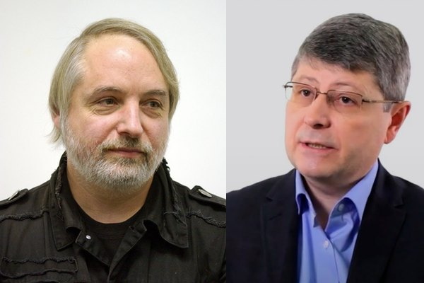 Никита Петров и Олег Хлевнюк